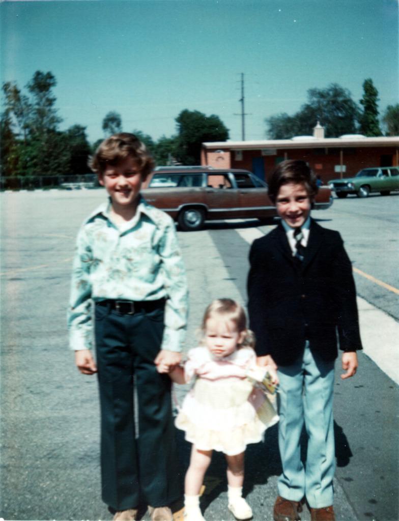 Ken, Jennifer & Tom