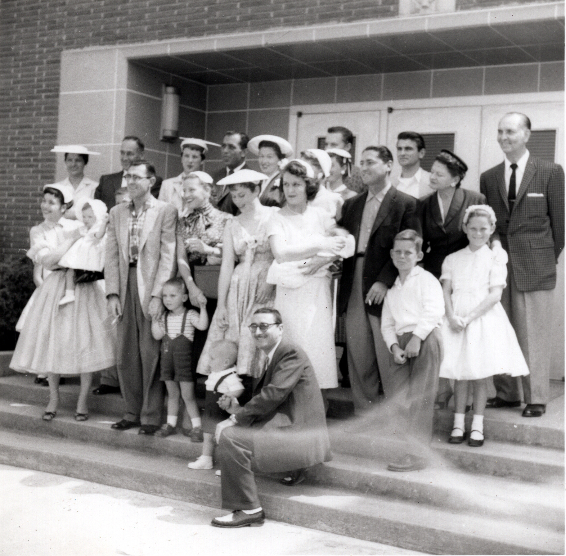 Mark's Baptism