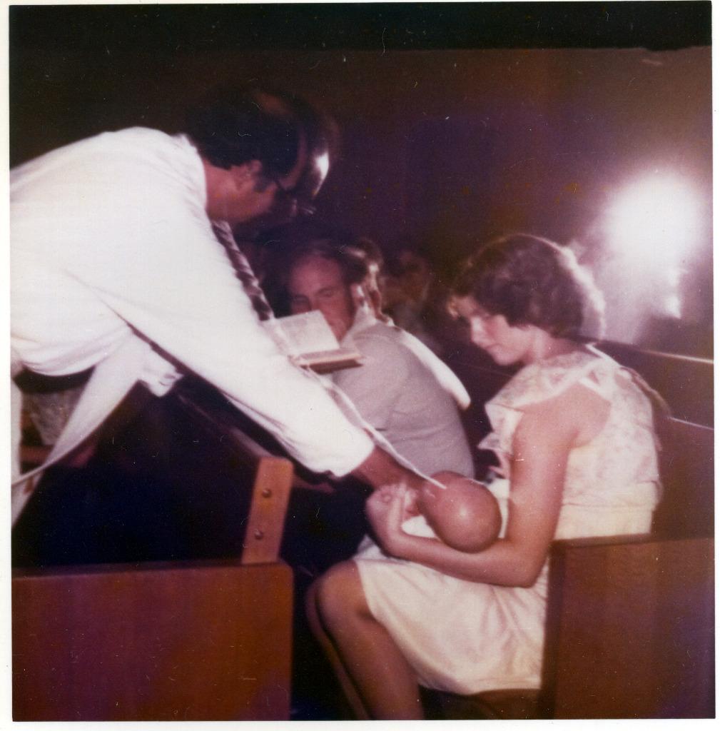 Johnny's Baptism