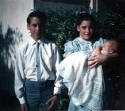 Ken's Baptism (Mark, Peggy & Ken)