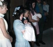Ken's Baptism (Peggy, Ken & Mark)
