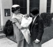 Buddy's Baptism - Sheryl, Buddy & Mike - March 1956