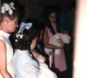 June, Peggy & Ken at Baptism