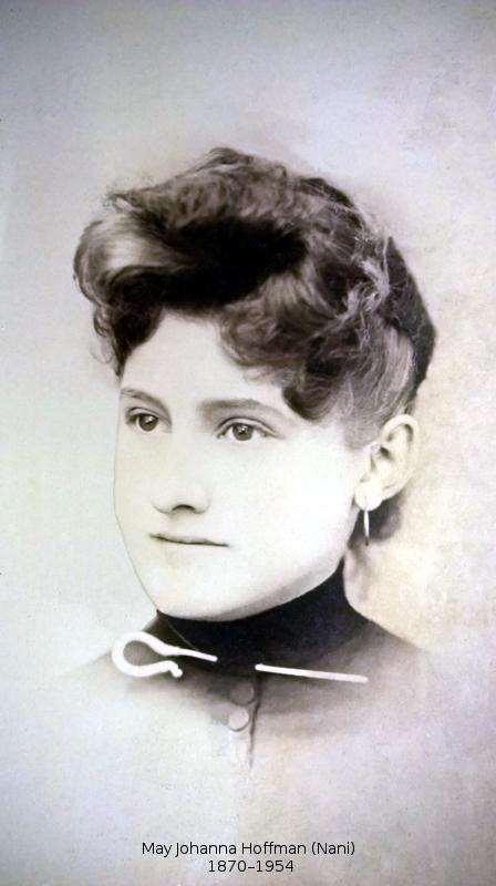 May Johanna Hoffman 1870-1954 - After