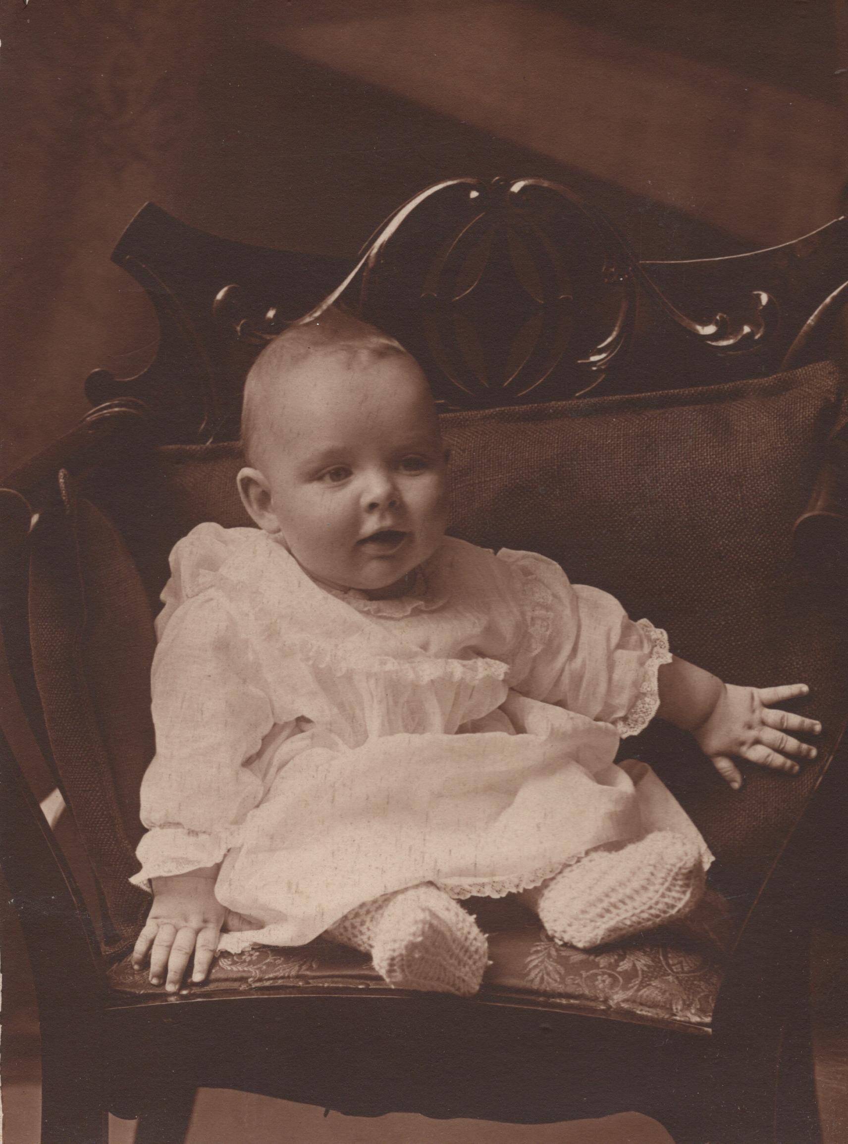 Shirley Phillips 1921 - Before