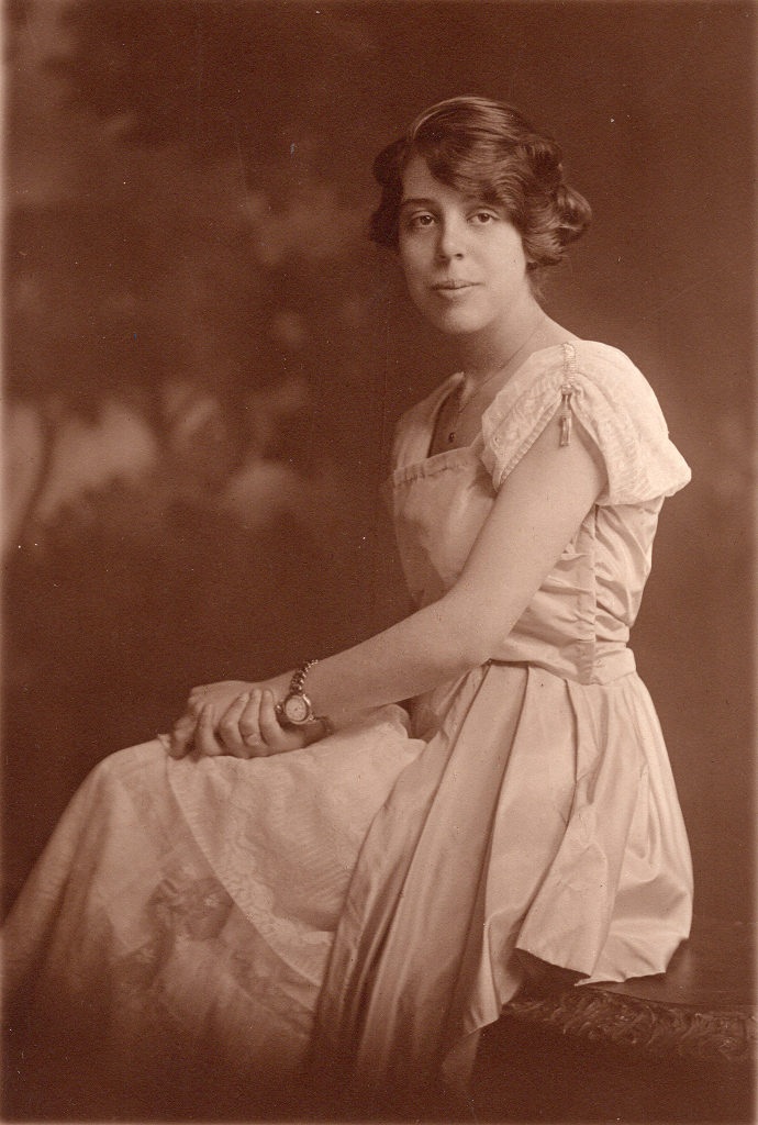 Viola Whitehead - Before