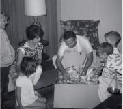Dad Opening Anniversary Gift