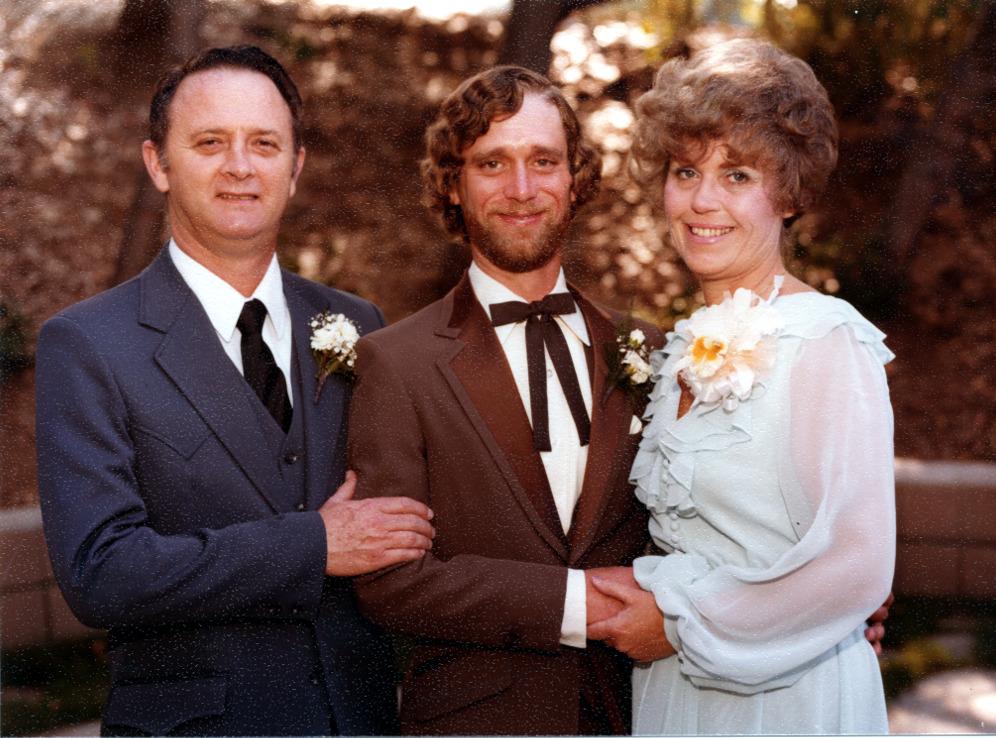 Dad, Buddy & Mom