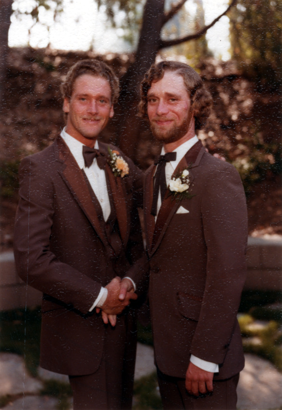 Mark & Buddy