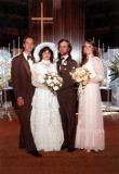 Buddy & Bonnie Wedding Party