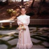 Jennifer Flower Girl