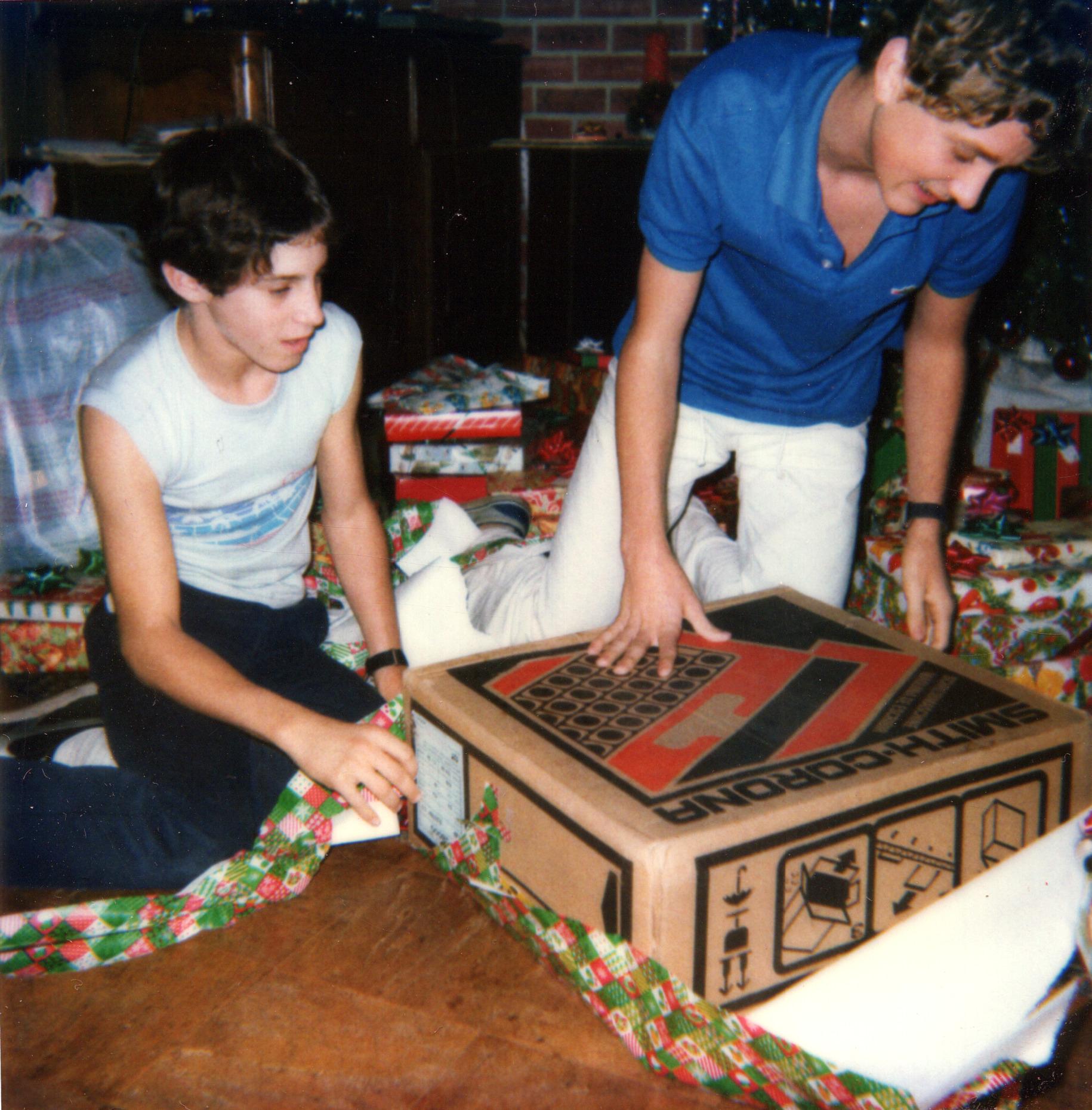 Tom & Ken at Christmas