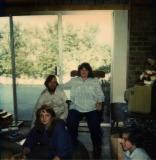 Buddy, Bonnie, Mandy & Tom