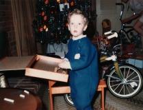 Ken at Christmas