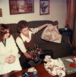 Mandy & Mark at Christmas