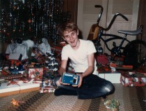 Terry at Christmas