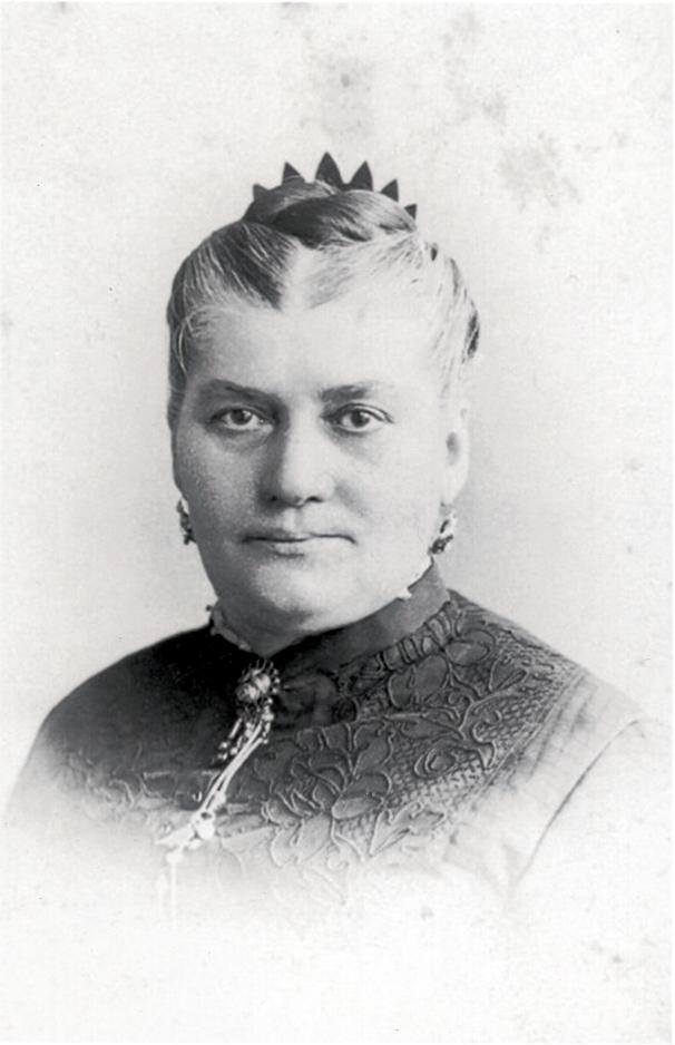 Eleanora Vogel 1830-1908
