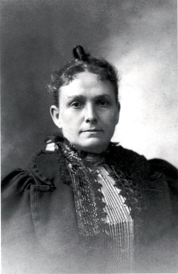 Marie Hochreiter Becker 1845-1922