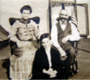 Helena, William & Eugene Anderson
