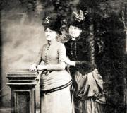 May & Clara Hoffman