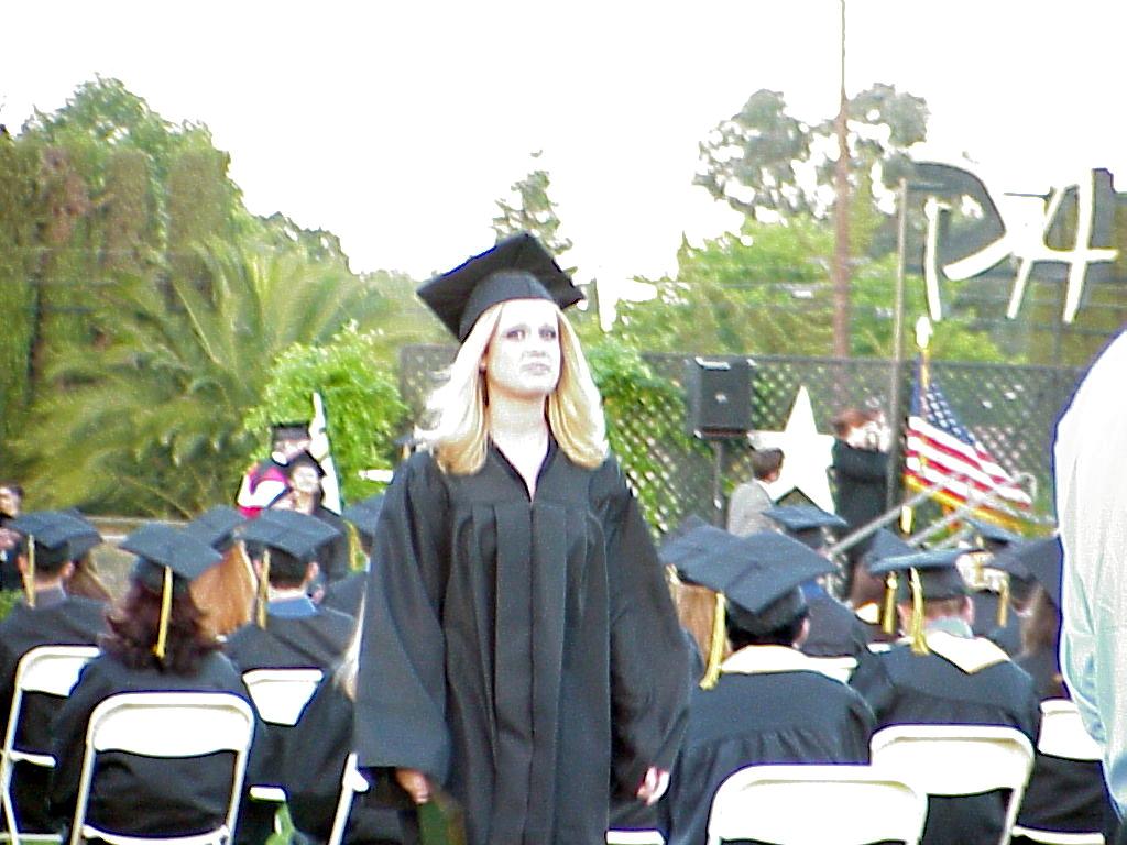 Jenna Going to Get Diploma
