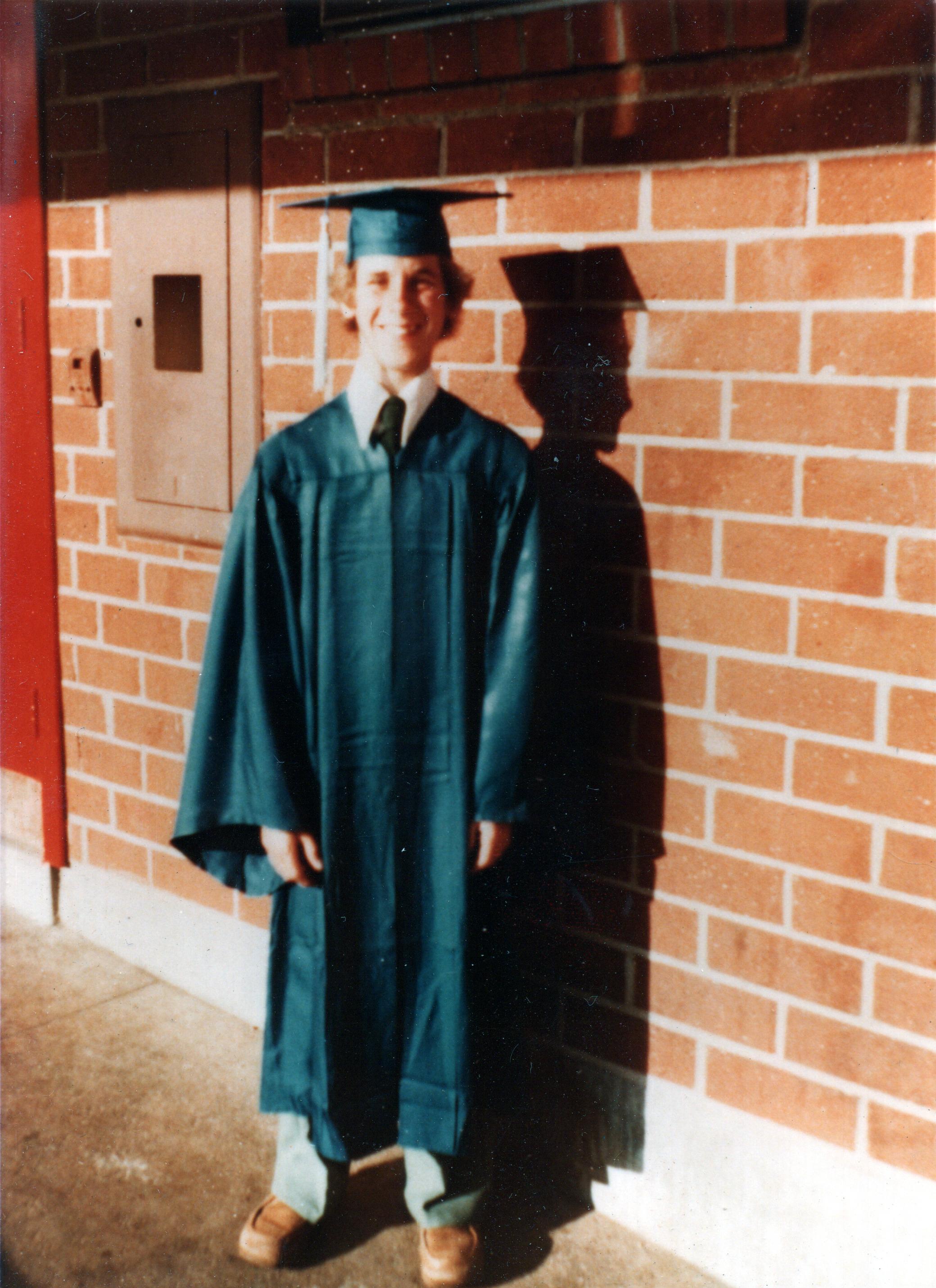 Roger Graduation OLV