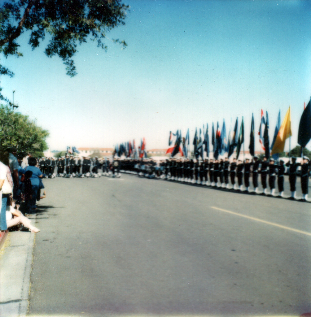Terry Navy Graduation