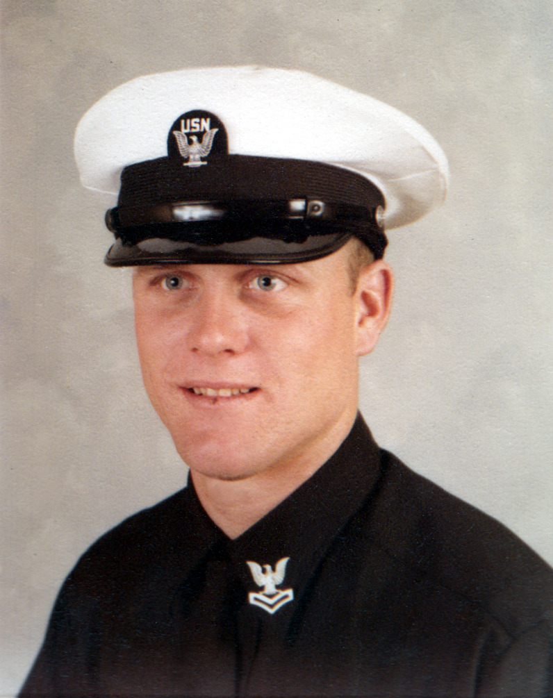 Terry's Navy Portrait
