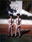 Buddy & Mark Cadet at Police Academy Explorers