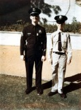 Dad & Buddy at Police Academy