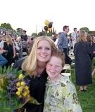 Jenna & Dustin at Jenna's Graduation