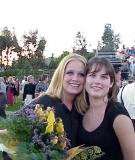 Jenna & Tara at Jenna's Graduation