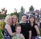 Jenna & Family after Graduation