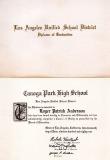 Roger's Highschool Diploma