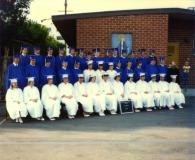 Tom's 8th Grade Graduation Class