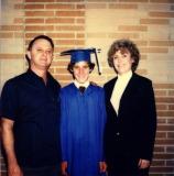 Tom's 8th Grade Graduation