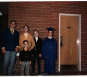 Buddy's OLV Graduation