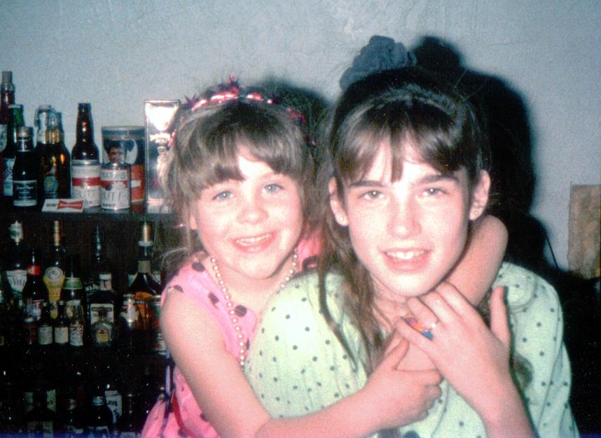 Amanda & Tara