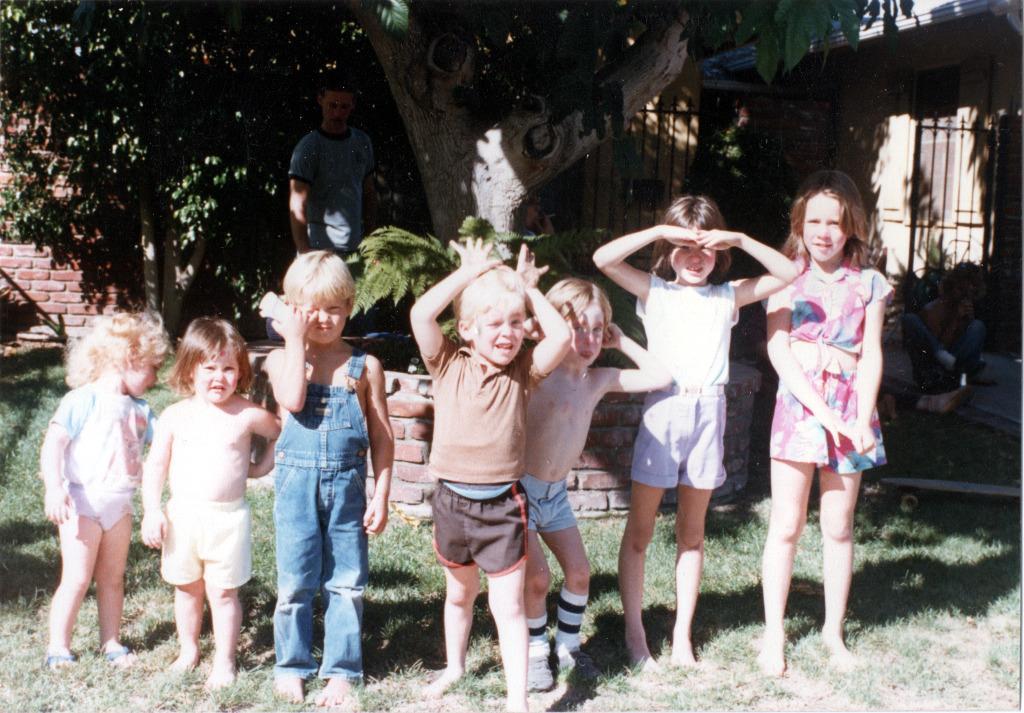 Jenna, Brianne, Sean, Wil, Johnny, Tara & Jennifer