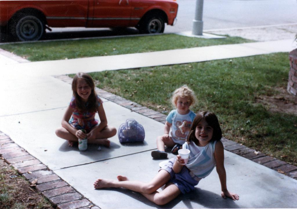 Jennifer, Jenna & Tara