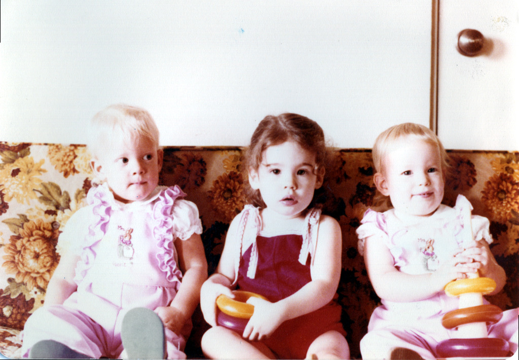 Karina, Tara & Megan