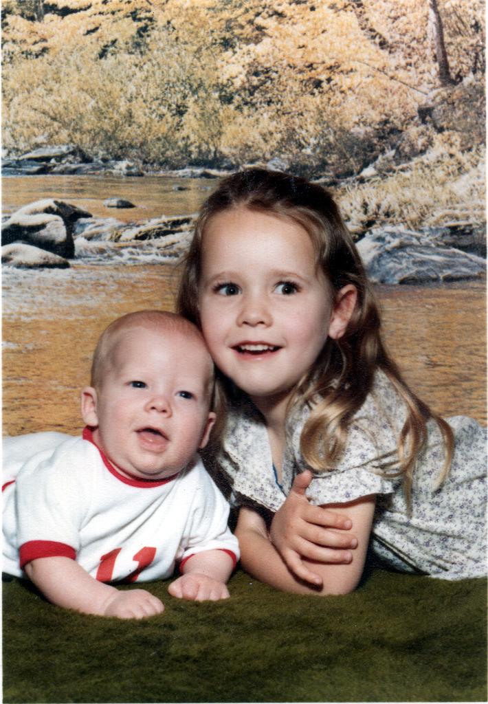 Wil & Jennifer - 1981