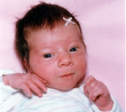 Anna 1 Day Old - 01-28-92
