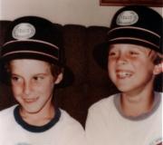 Tom & Ken Keystone Cops
