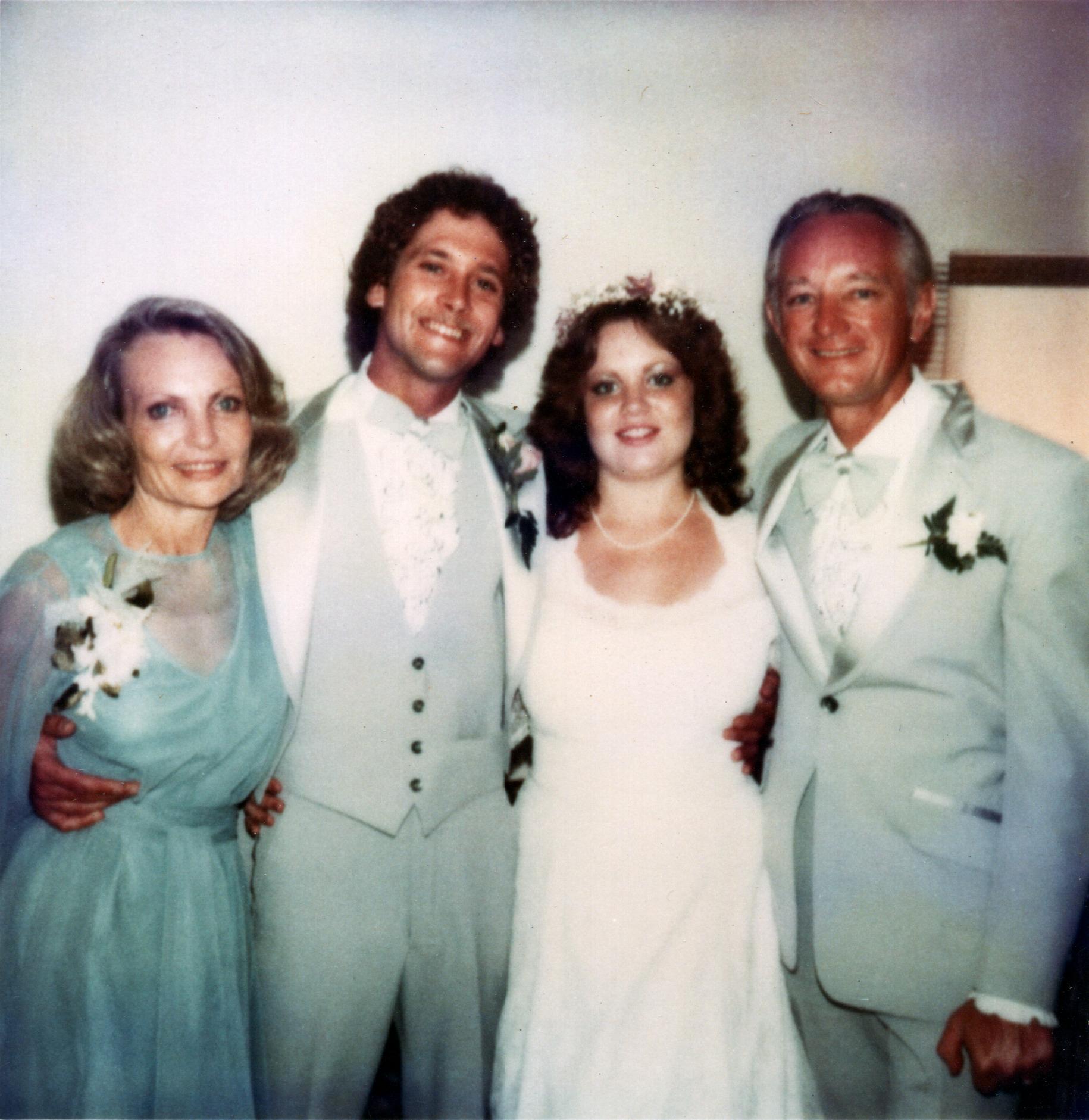 Mark, Mandy & Mandy's Parents