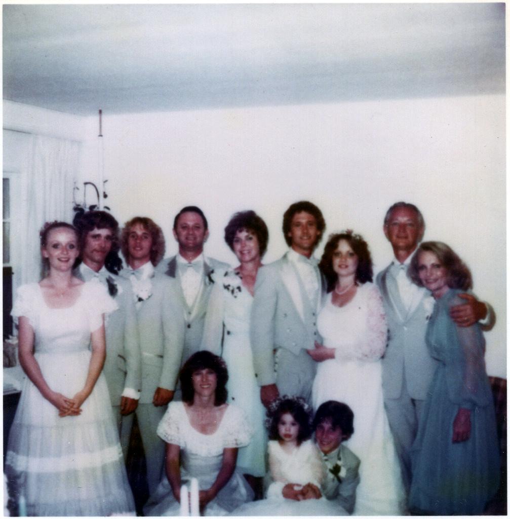 Mark & Mandy Wedding Group