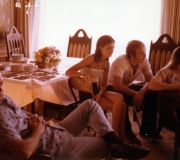 Dad, Kim John & Patti