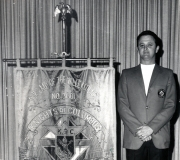Dad - Knight of Columbus - 1969