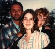 Dad, Mom & Kim
