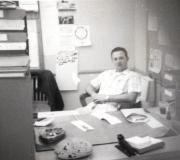 Dad at Work